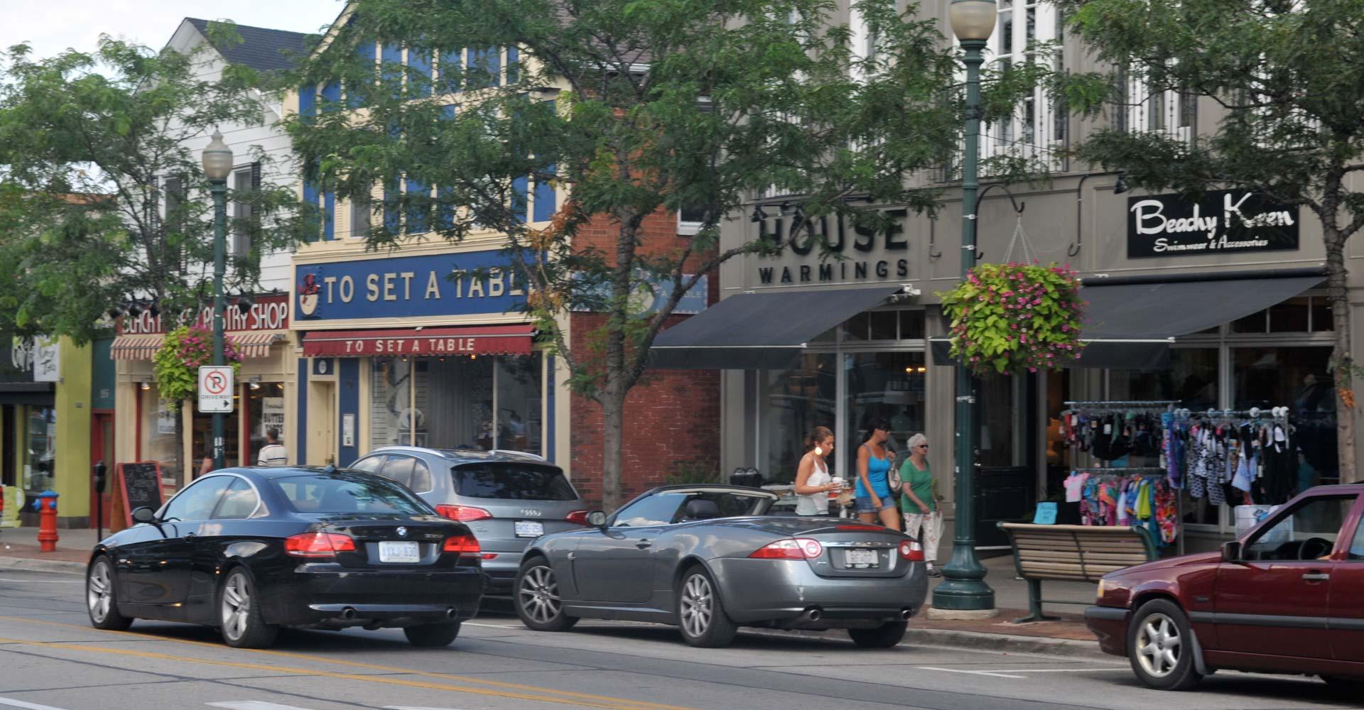 Downtown Oakville virtual office
