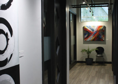 Stylish shared workspace ACE Coworking