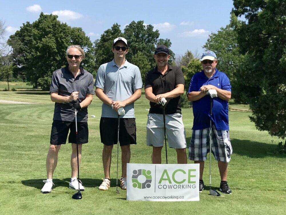 ACE golf tournament