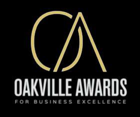 Oakville Award for Business Excellence Logo
