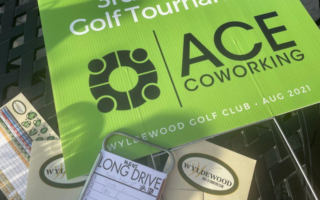 3rd Annual ACE Golf Tournament